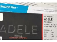 Adele ticket