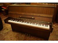 Compact upright piano. Tuned & UK delivery available
