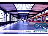 Office of Road and Rail (ORR) - Market research