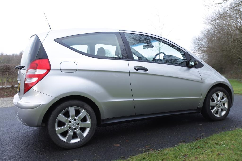 Mercedes A180 diesel special edition