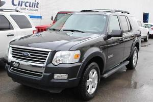 2007 FORD Explorer xlt  4dr