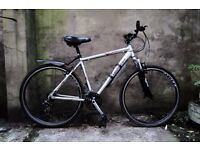 CLUD BUTLER URBAN 200, 20 inch, 51 cm, hybrid road bike, 21 speed