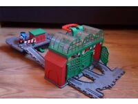 Thomas and Friends take n play Knapford station