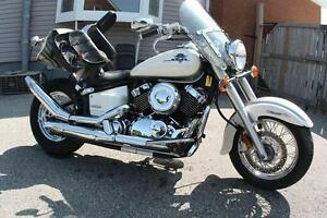 2003 Yamaha V-star 650 (parts bike) London Ontario image 1