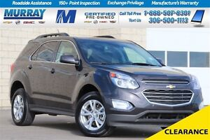 2016 Chevrolet Equinox LT *REMOTE START*NAV SYSTEM*REAR CAMERA*