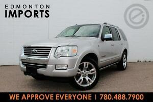 2008 Ford EXPLORER LIMITED   4X4   CERTIFIED   DVD ONLY 127 KMS