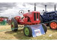 Bmb president tractor