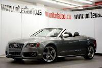 2011 Audi S5 3.0T Premium *NAVI*CAM*CR. ADAPTATIF*BANG & OLUFSE