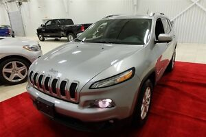 2015 Jeep Cherokee North 4X4 BLUETOOTH MAGS