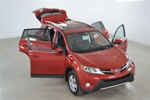 2014 Toyota RAV4 Limited 4WD GPS*Cuir*Toit*Bluetooth*Camera Recu