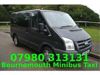 CHRISTMAS AND NEW YEAR MINIBUS TAXI, 8 SEATS.