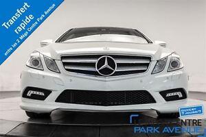 2010 Mercedes-Benz E350 * GPS, TOIT OUVRANT, PARK ASSIST