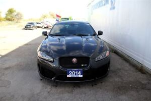 2014 Jaguar XF XFR-S CERTIFIED & E-TESTED! **FALL SPECIAL!**