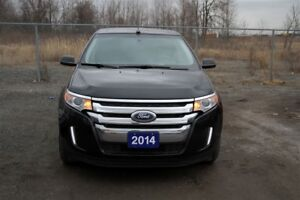2014 Ford Edge SEL CERTIFIED & E-TESTED! LEATHER+NAV+SUNROOF+++
