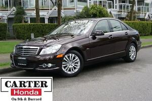 2012 Mercedes-Benz C-Class C250 + LOCAL + ACCIDENTS FREE + BACKU