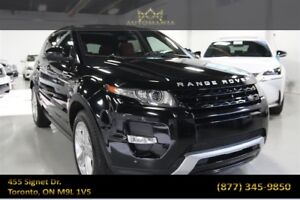 2015 Land Rover Range Rover Evoque Dynamic|360|Tech|Navi|Pano|Re