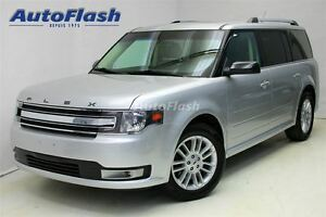 2013 Ford Flex SEL AWD *7 PASS * Cuir/Leather * Toit-Ouvrant/Sun