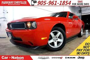 2009 Dodge Challenger SE |250 HP| REMOTE START| 18in WHEELS| ONL