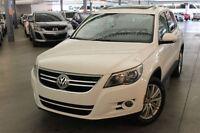 2009 Volkswagen Tiguan HIGHLINE 4D Utility 4Motion