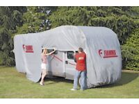 FIAMMA MOTORHOME COVER PREMIUM L 8M - PROTECTS FROM UV RAYS DUST & DIRT 05602-01