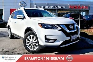 2017 Nissan Rogue SV *Dealership Demo|Bluetooth|Rear view monito