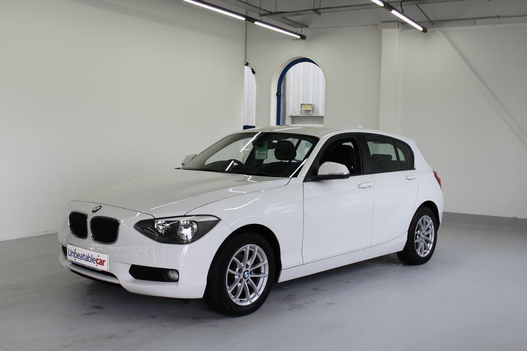bmw 1 series 118d se 5dr white 2013 in crawley west. Black Bedroom Furniture Sets. Home Design Ideas