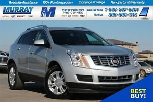 2015 Cadillac SRX LUXURY*LEATHER*BLIND ALERT*CAMERA*