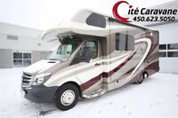 2016 Forest River Solera 24S 1 extensions  Mercedes turbo diesel