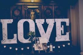 Wedding Centrepieces & Decorations
