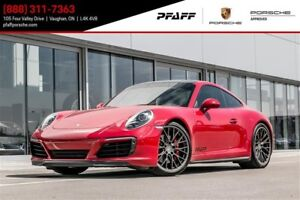 2017 Porsche 911 Carrera 4S Coupe PDK - 4.99% LEASE RATE!!