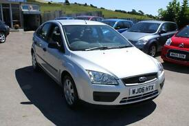 FORD FOCUS 1.6 LX [115] (silver) 2006