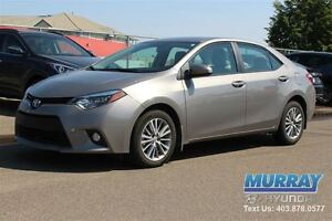 2014 Toyota Corolla **JUST ARRIVED**