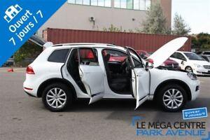 2012 Volkswagen Touareg 3.6L Highline **RESERVÉ**