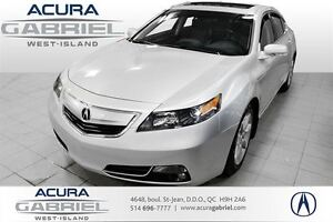 2013 Acura TL 6-Speed AT CUIR+TOIT+BLUETOOTH+SIÉGE AVANT