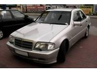 Breaking Mercedes Benz w202 202 C230 C180 C280 C220 C200 C320 Diesel Petrol C-Class -saloon