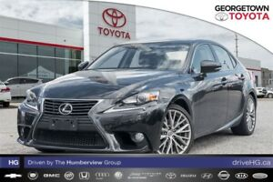 2014 Lexus IS 250 Lowest kilometers in the province!