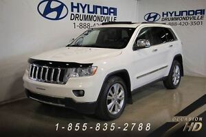 2011 Jeep Grand Cherokee LIMITED + MAGS 20 + TOIT PANO + CAMERA