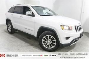 2014 Jeep Grand Cherokee Limited *Cuir, Toit, Navigation*
