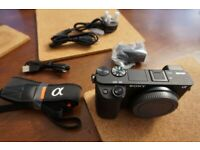 Sony Alpha a6400 24.2 MP Digital Camera Body