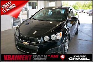 2012 Chevrolet Sonic LT - GROUPE ÉLECTRIQUE - AIR CLIM -