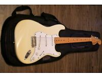 Rare/vintage Fender Japan Exclusive Classic '68 Stratocaster Texas Special Pickups- Crafted in Japan