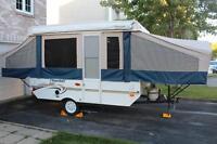 Tente roulotte Flagstaff 206 LTD 2011 - 1493 lbs