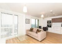 Large and Modern 1 double bedroom flat with Gym next to DLR - No 1 The Plaza Marner Point Bow E3 -JS