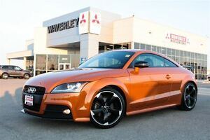 2014 Audi TT S Line Competition Package |Nav| Dual Clutch| Quat