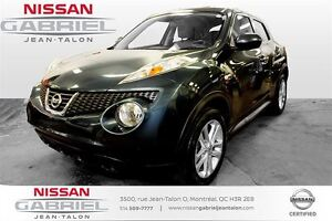 2013 Nissan Juke SV FWD ONE OWNER/LOW MILEAGE