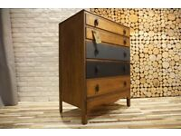 CHEST OF DRAWERS, SIDEBOARD, VINTAGE,RETRO,solid wood (free delivery)
