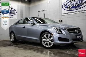 2013 Cadillac ATS Luxury***one of kind color***