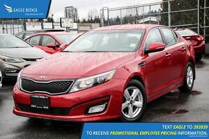 2015 Kia Optima LX Heated Seats and Bluetooth