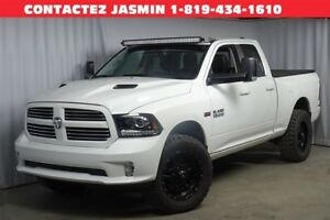 2016 Ram 1500 Sport/5.7 HEMI / 8000$ MODIFICATIONS