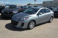 2013 Mazda MAZDA3 5-SPEED AC *CERTIFIED PREOWNED* 0.9% APR OAC